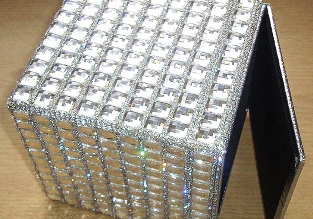 Luxury Tissue Box Holder Novelty Product