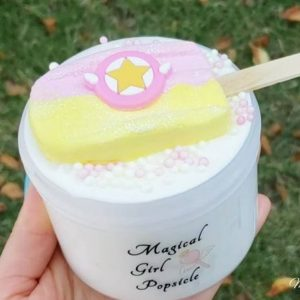 Magical Girl Popsicle Slime