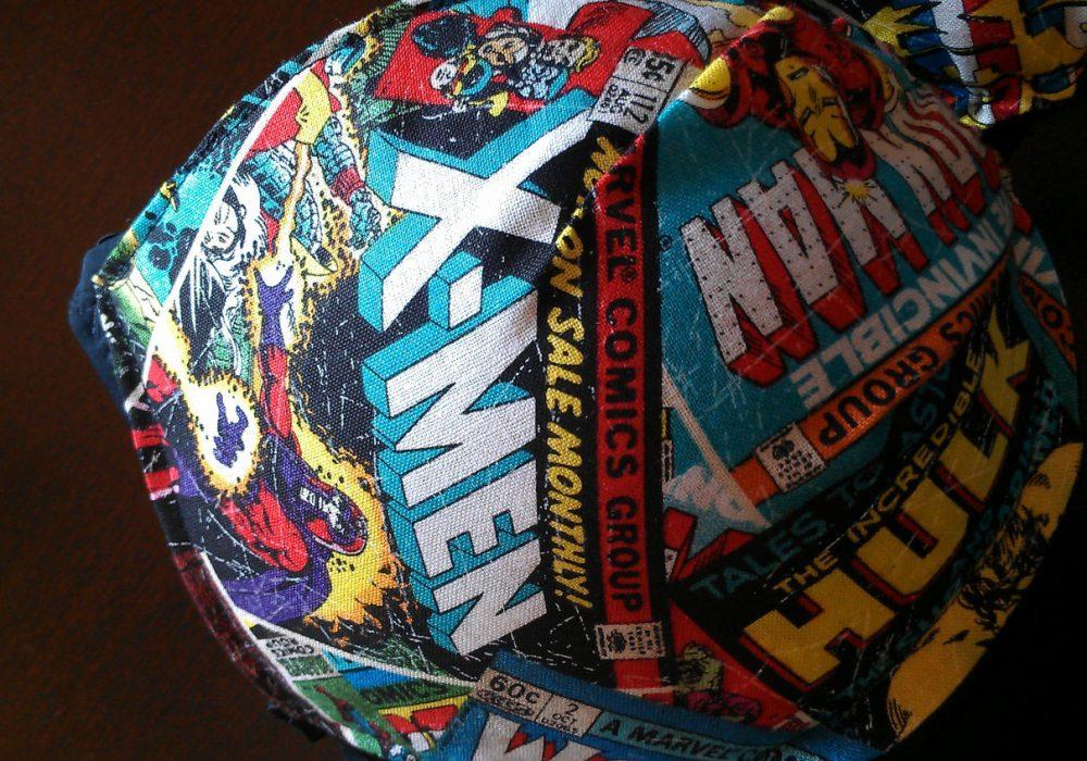 Marvel Comics Inspired Bra X-Men