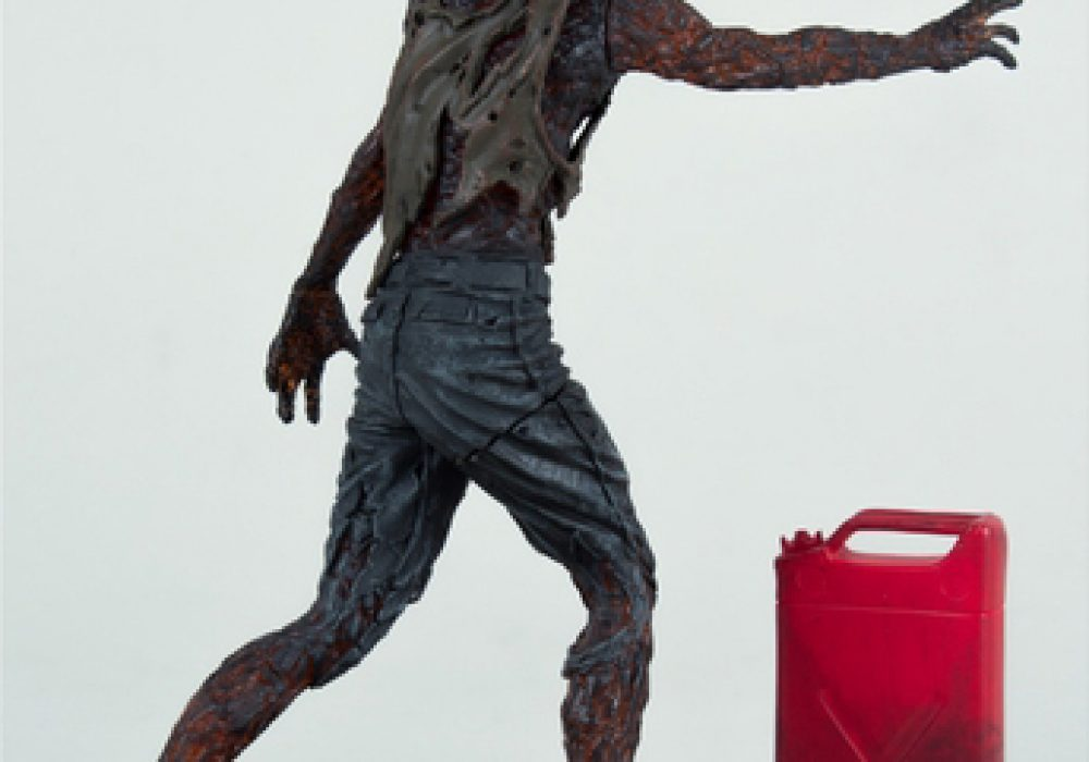 McFarlane Toys The Walking Dead TV Series 5 Charred Walker Collectible Zombie Toy
