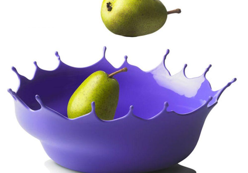 Menu Dropp Splash Fruit Bowl Pear