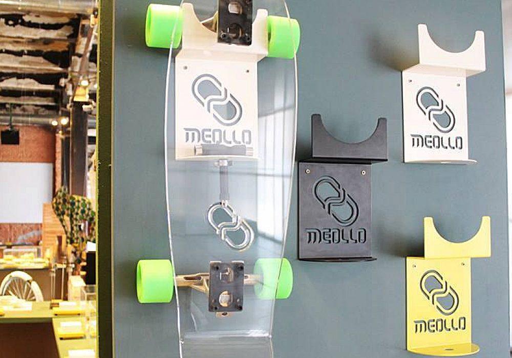 Meollo Skate & Longboard Hanger Cool Gift to buy Kids