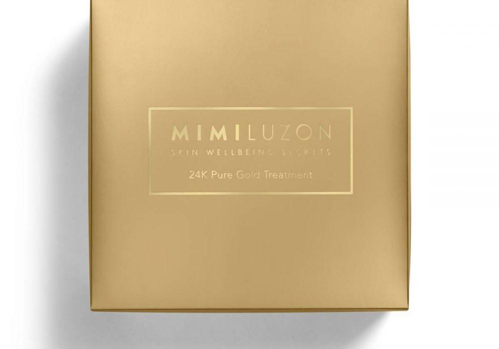 Mimi Luzon 24k Pure Gold Treatment Box