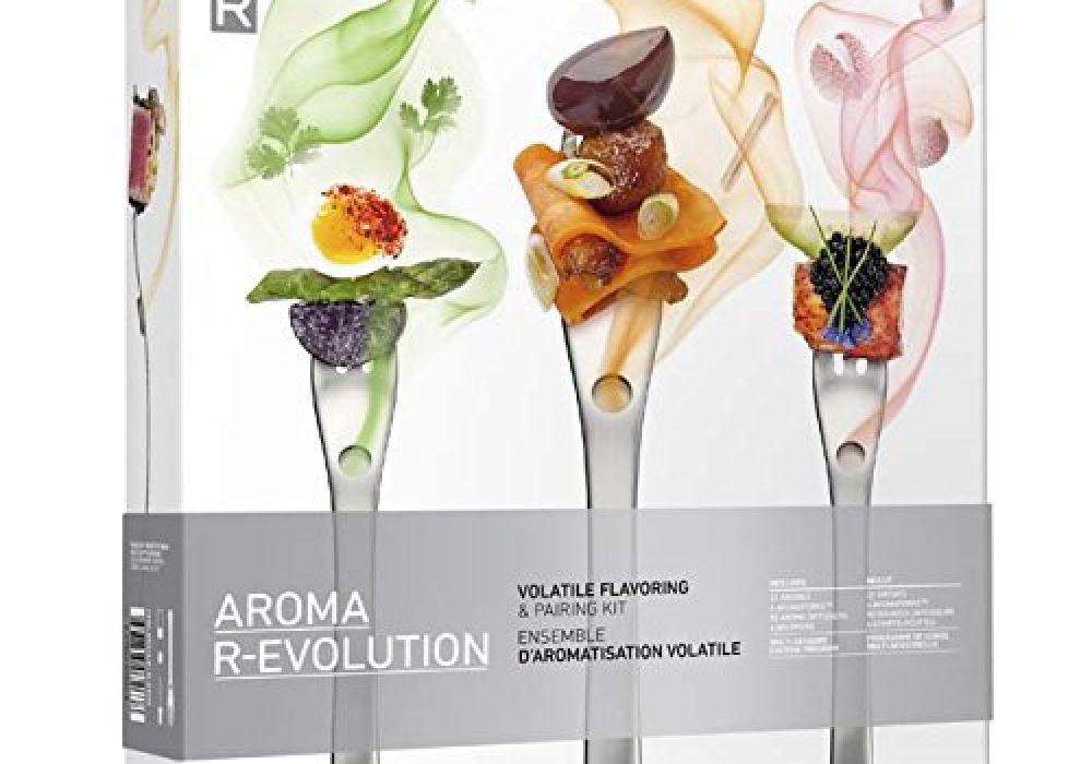 Molecule-R Aroma R-Evolution Amplify Food Scent