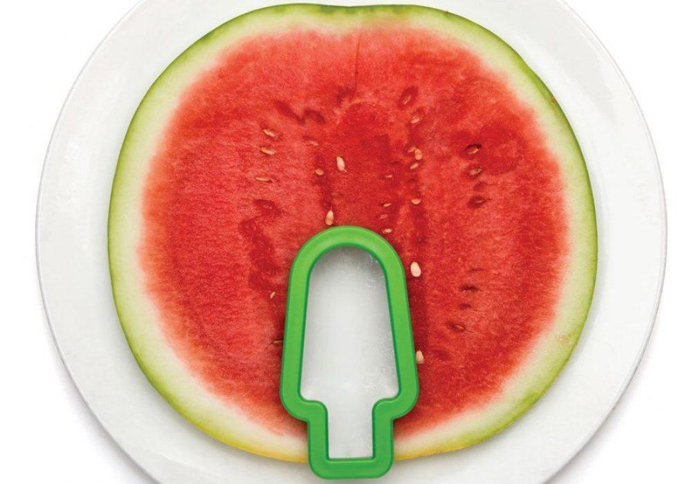 Monkey Business Pepo Watermelon Slicer Cute Kitchen Gadget