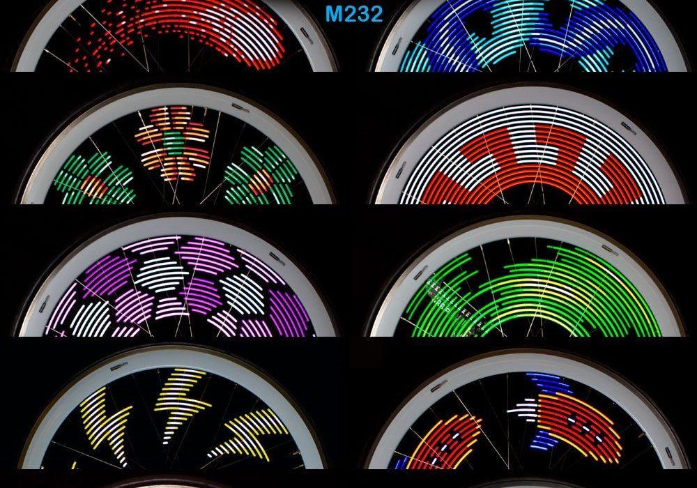 Monkey Light Patterns
