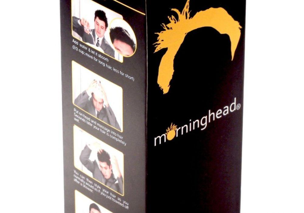 Morninghead Cap - Bed Head Cure (Morning Head) box