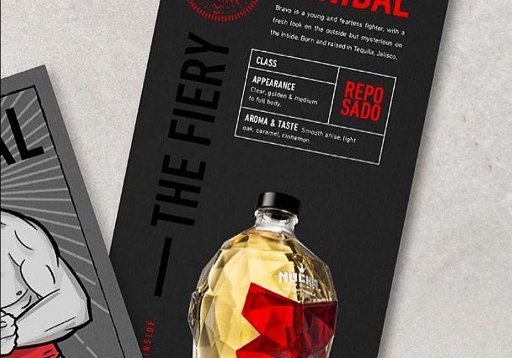 Mucha Liga Tequila Caramel
