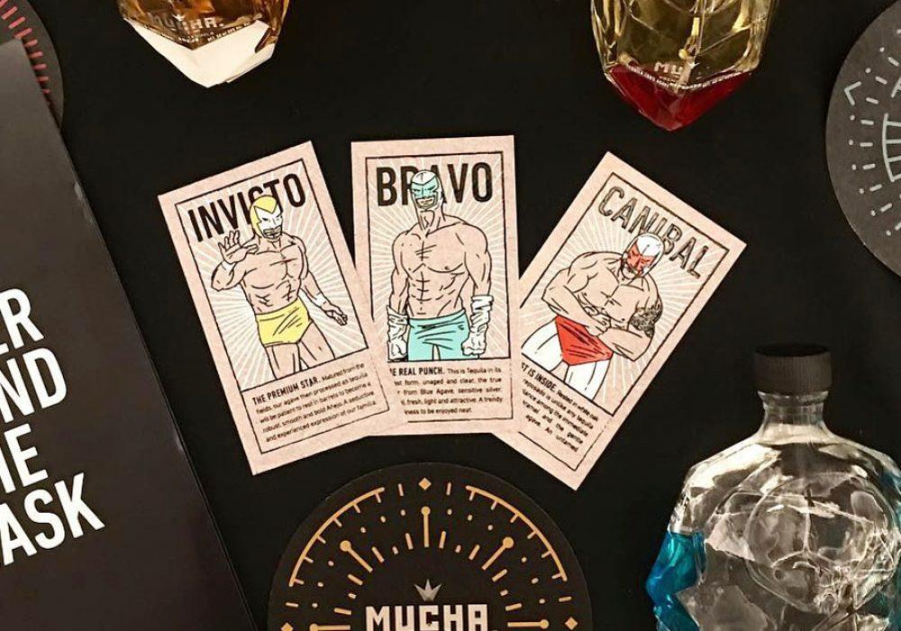 Mucha Liga Tequila Wrestlers