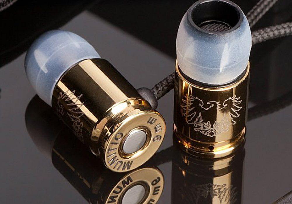 Munitio Nines Tactical Earphones Cool Gift to Buy for Kids