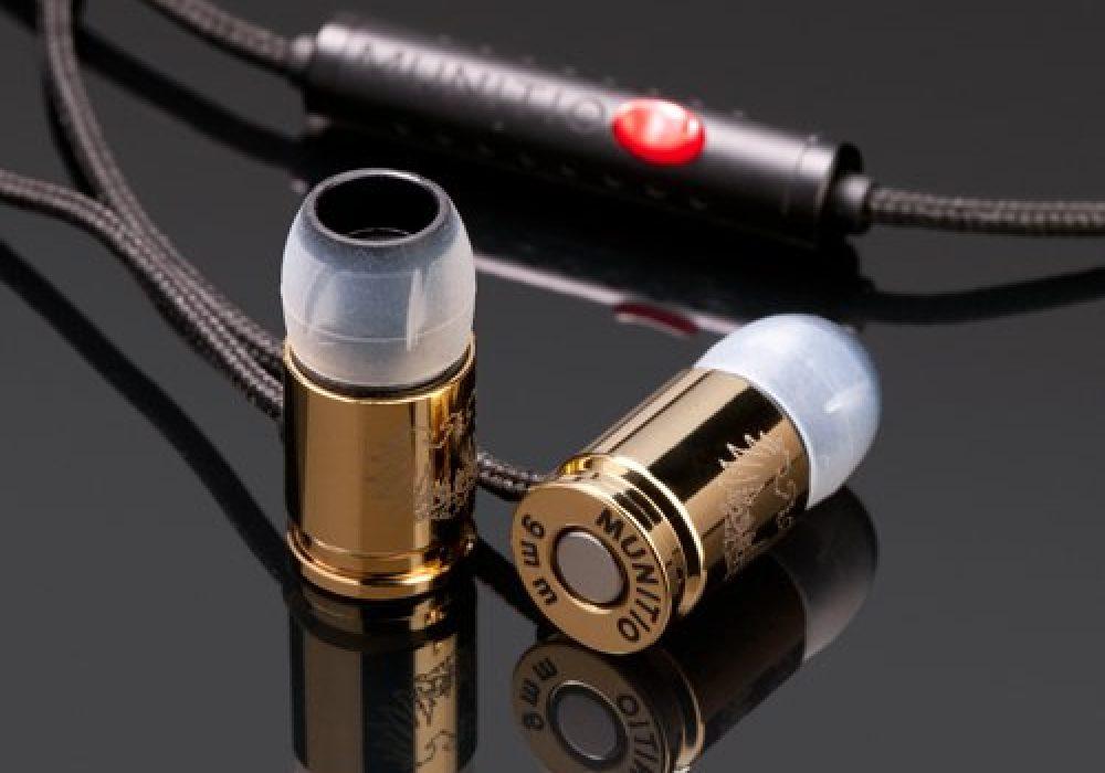 Munitio Nines Tactical Earphones Gift Idea for Teenagers