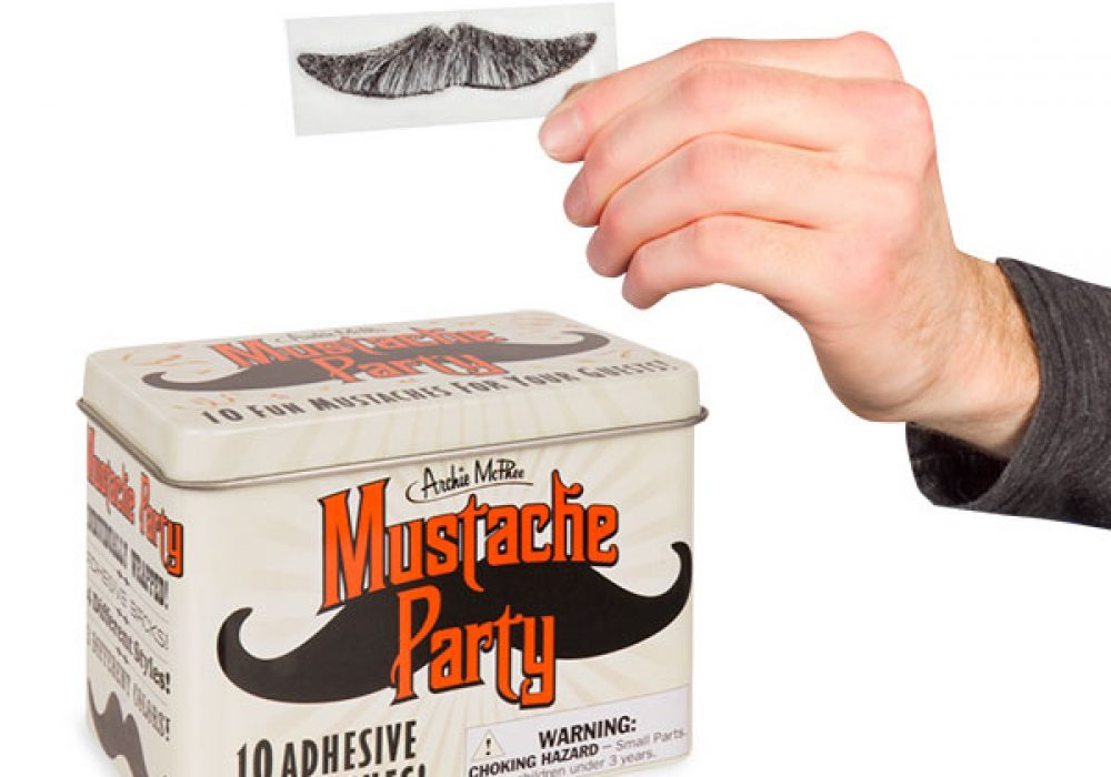 Mustache Party Sample
