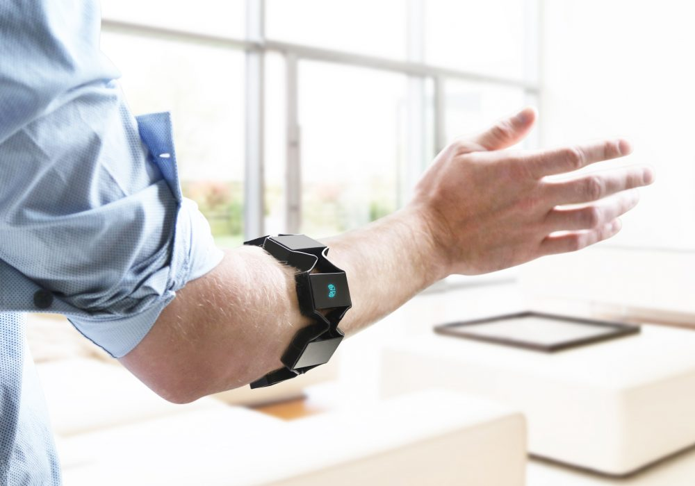 Myo Gesture Control Armband  Cool Stuff to Buy