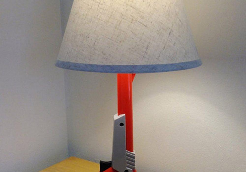NES Zapper Gun Desk Lamp Cool Things to Buy