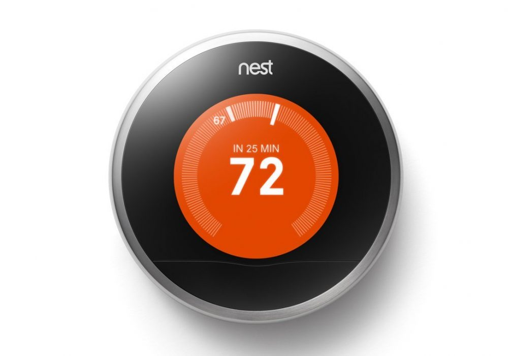 Nest Learning Thermostat - 2nd Generation Cool Gift Ideas