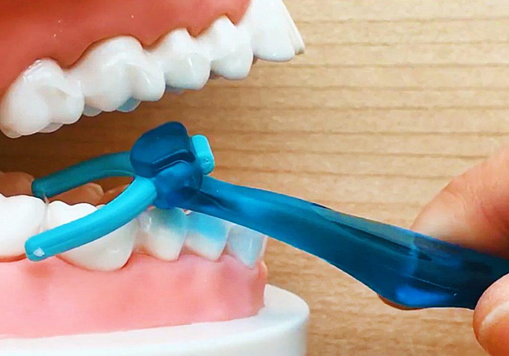 New Generation Flosser Dental Floss