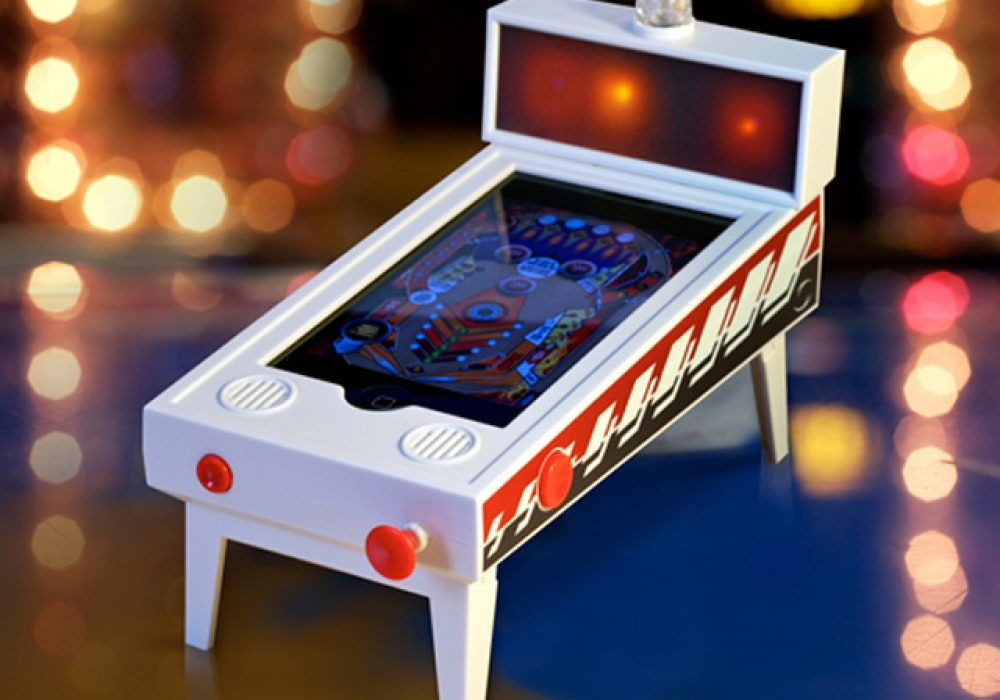 New Potato Technologies Pinball Magic for iPhone Cool Iphone Accessory to Buy