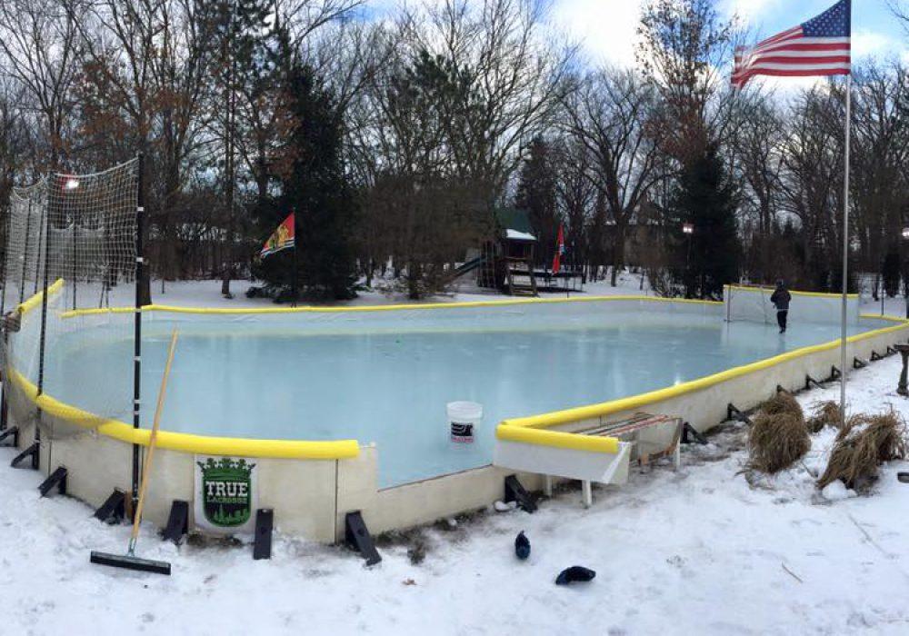 Backyard Rink Kits | behindthetxrget