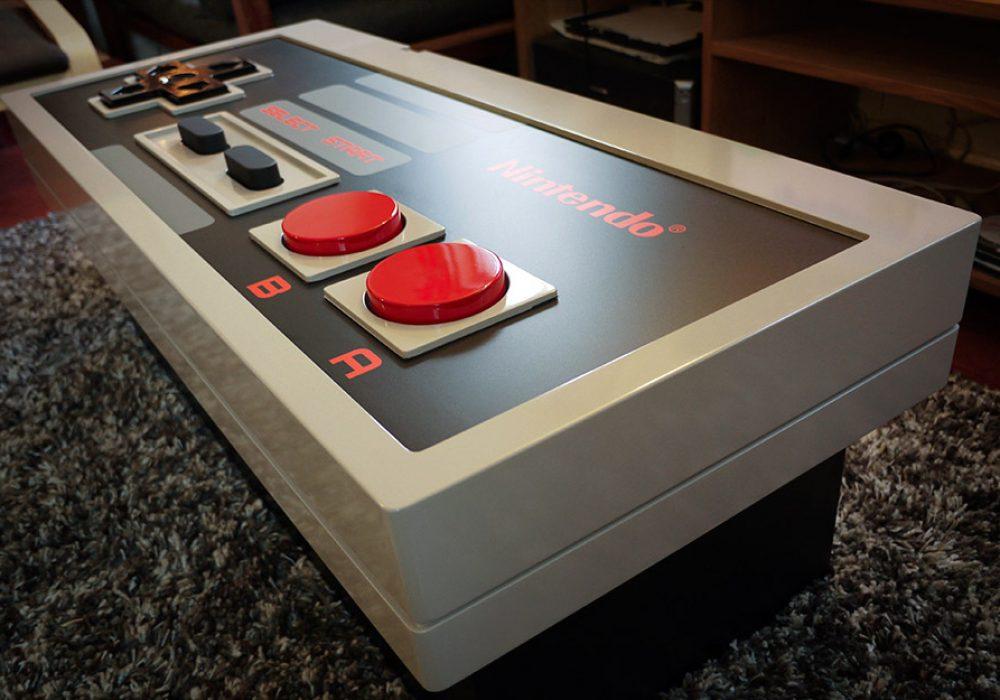 Nintendo Interactive Table Gamer Gift Idea