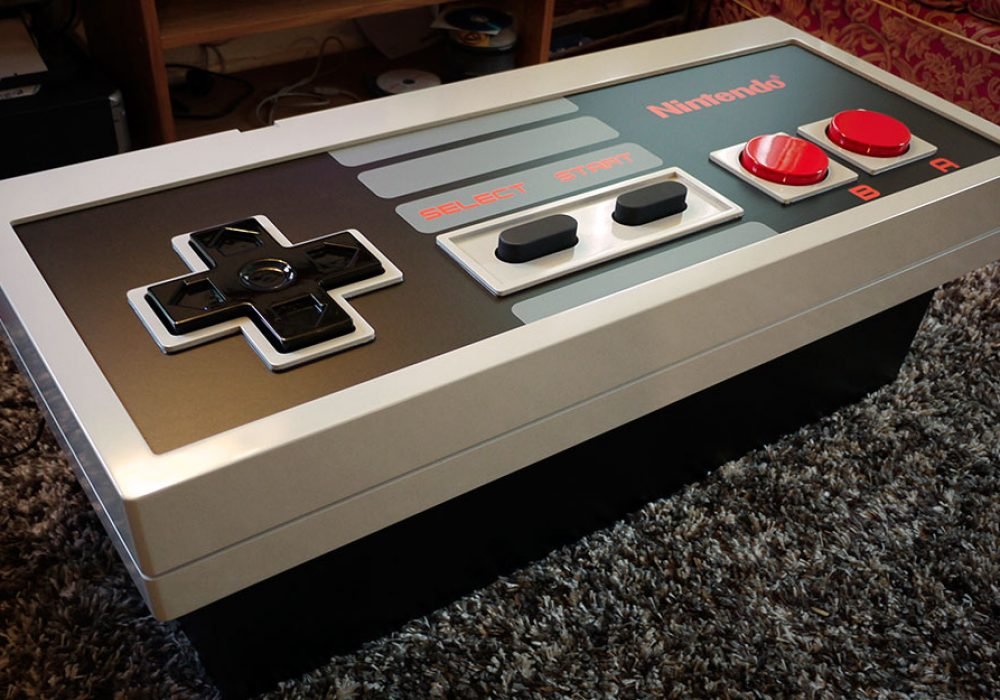 Nintendo Interactive Table Unique Gift Idea