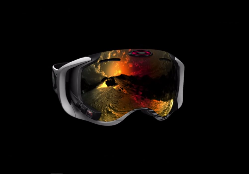 Oakley Airwave GPS Goggles Buy Snowboarding Gear