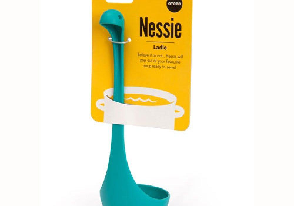 Ototo Nessie Plastic Ladle Cool Packaging