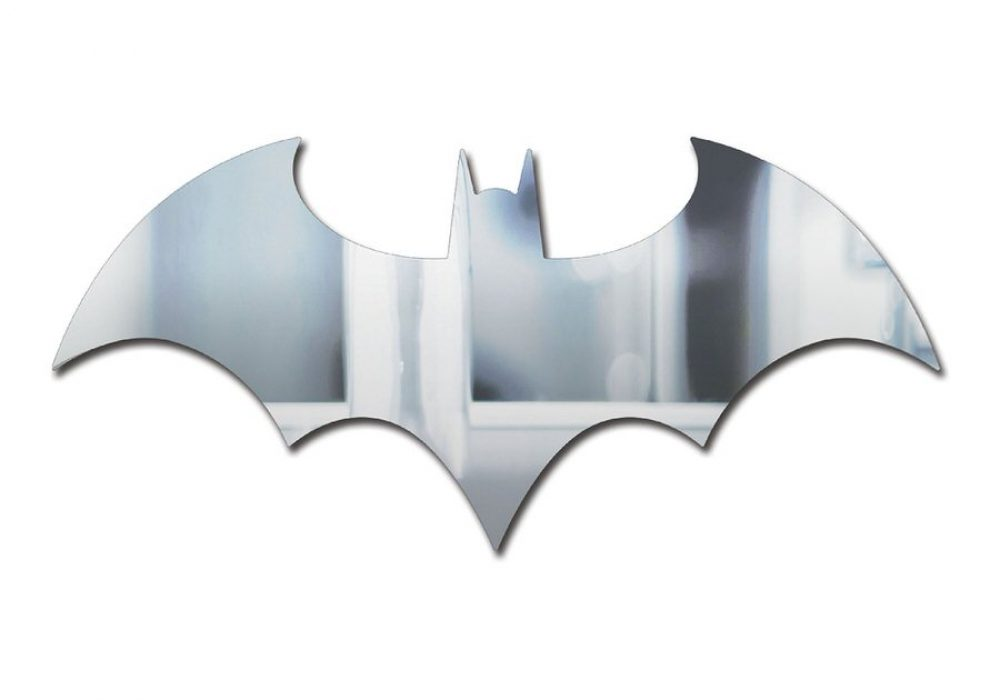 Paladone Batman Logo Mirror Gift Idea for Him