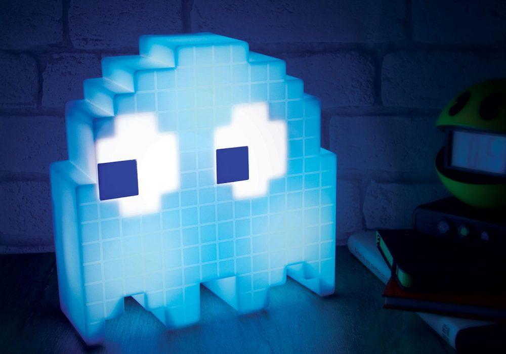 Paladone Pac-Man Ghost Light Geek lighting