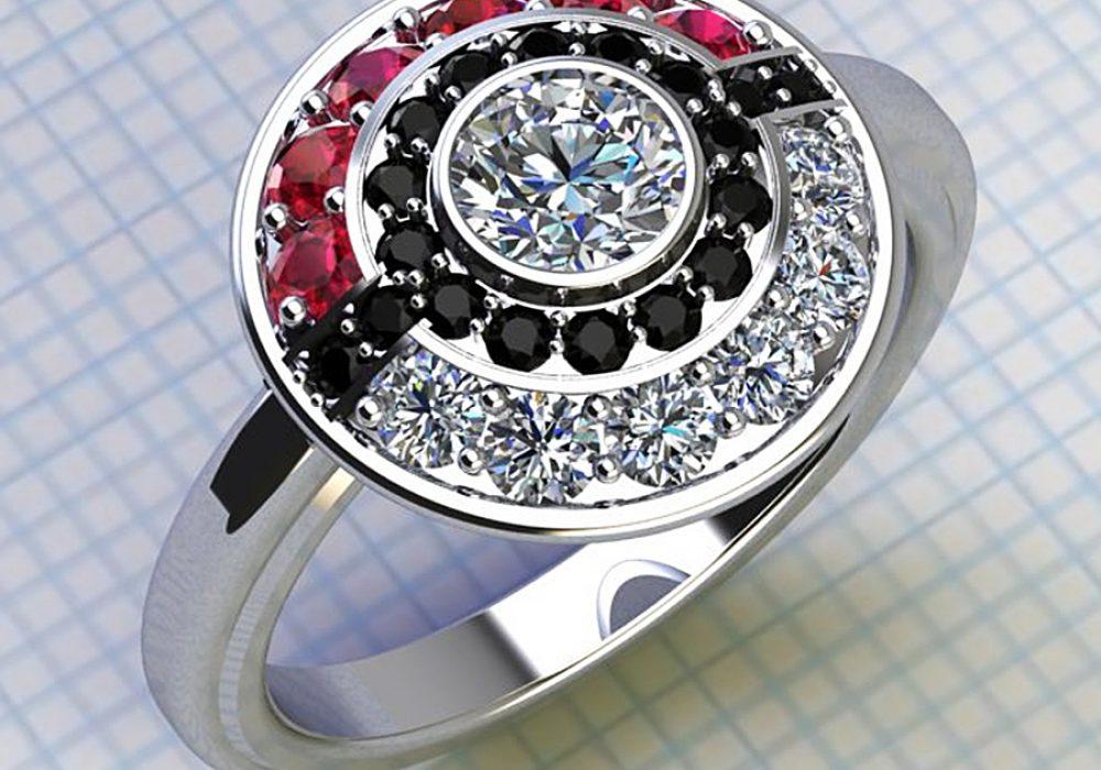 Paul Michael Design Pokemon Engagement Ring Best Buy Jewelry