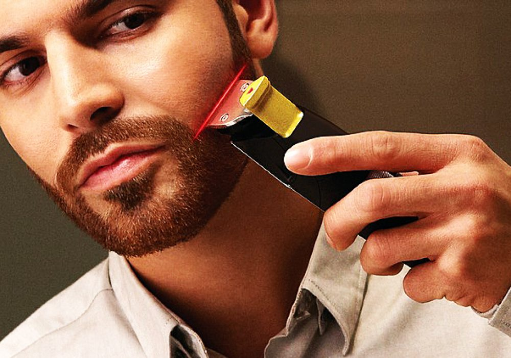Philips Norelco BeardTrimmer 9100 with Laser Guide Manly Gift Idea to Buy