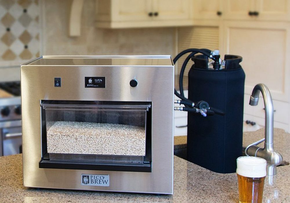 PicoBrew Zymatic Compact Unit