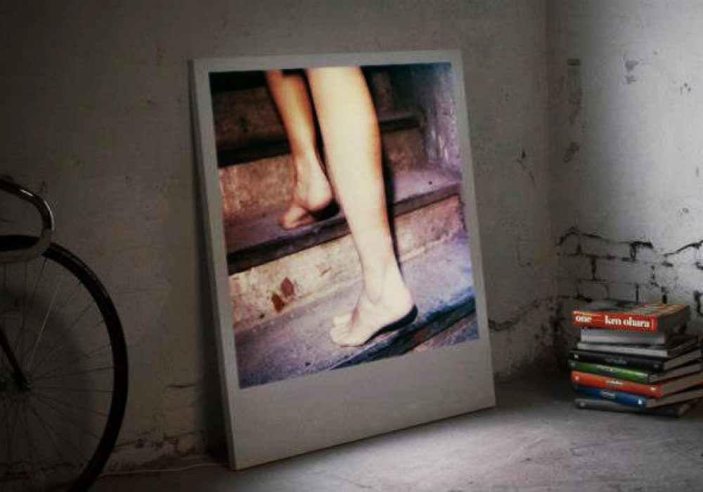 Polaboy Backlit Polaroid Hipster Room Decoration