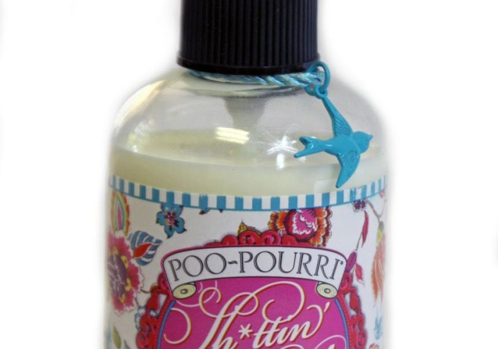 Poo-Pourri Preventive Odor Spray Shitten Pretty