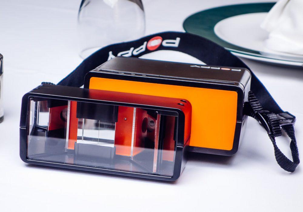 Poppy 3D iPhone Camera Retro Gadget Gift Idea