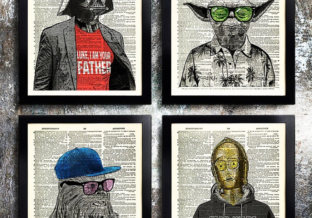 prints-variete-star-wars-art-print-set-wall-art-decoration