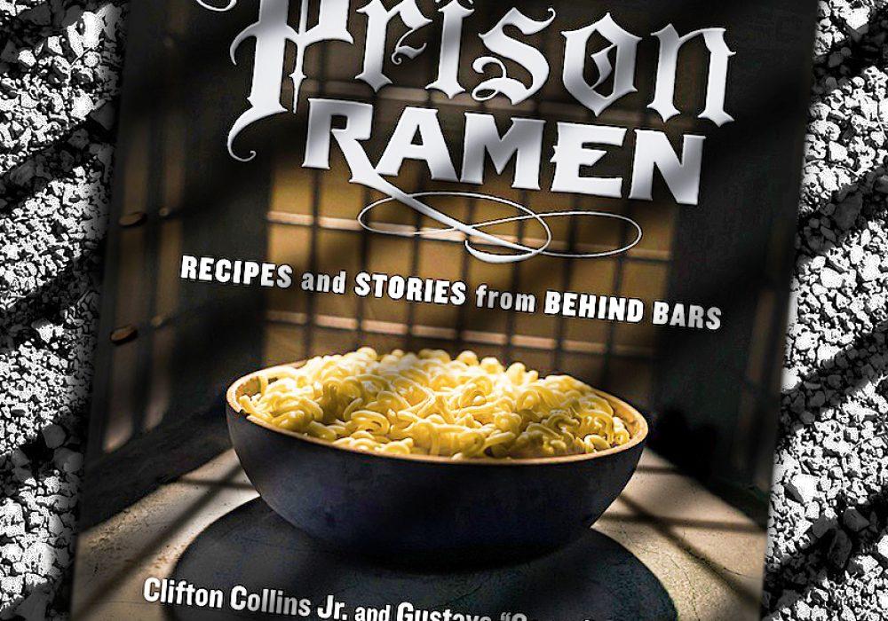 Prison Ramen Book Buy Cool Food Stuff