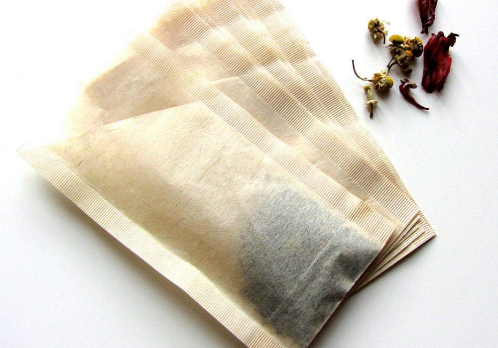 Purpose Design Herbal & Green Tea Set Leaves and Flower