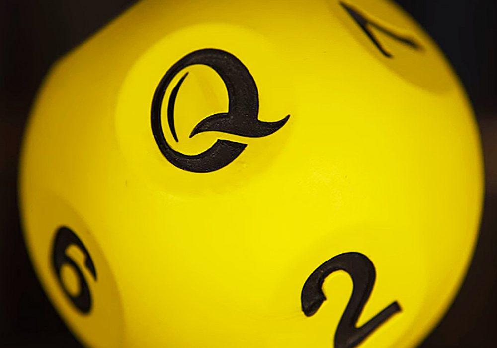 Qball Reaction Time Training Ball Gift Idea