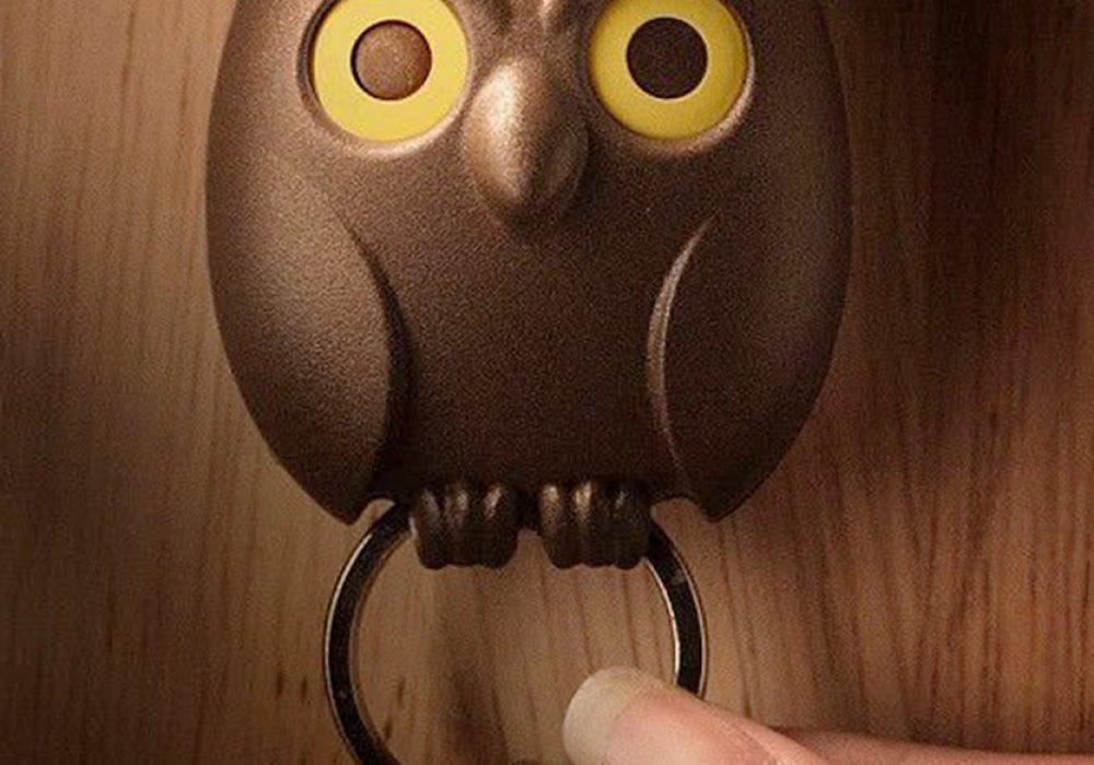 qualy-night-owl-keyring-holder-key-holder
