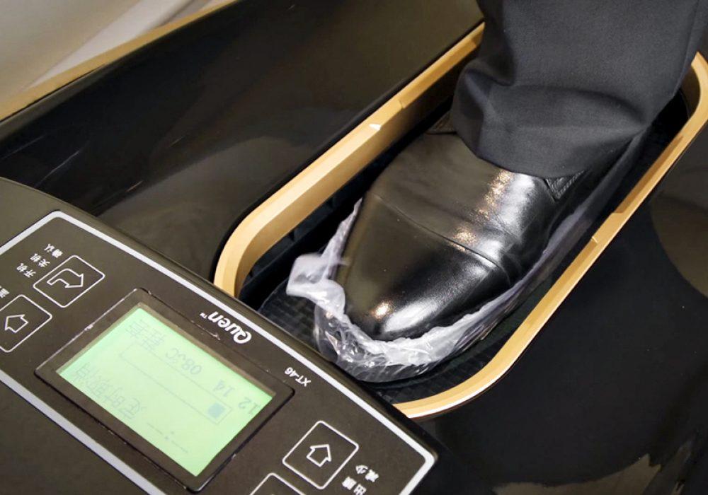 Quen Disposable Shoe Cover Machine Dispenser