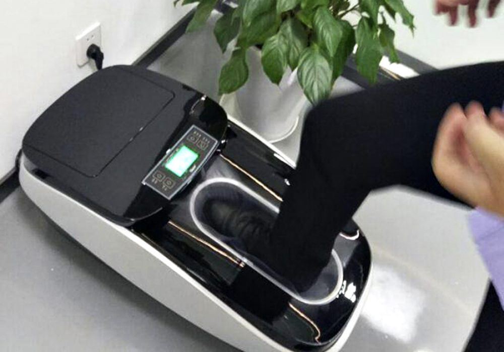 Quen Disposable Shoe Cover Machine Novelty Gadget