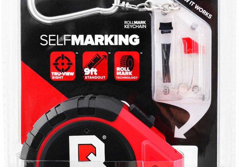 Quick Draw Pro Self Marking Tape Nylon Coating