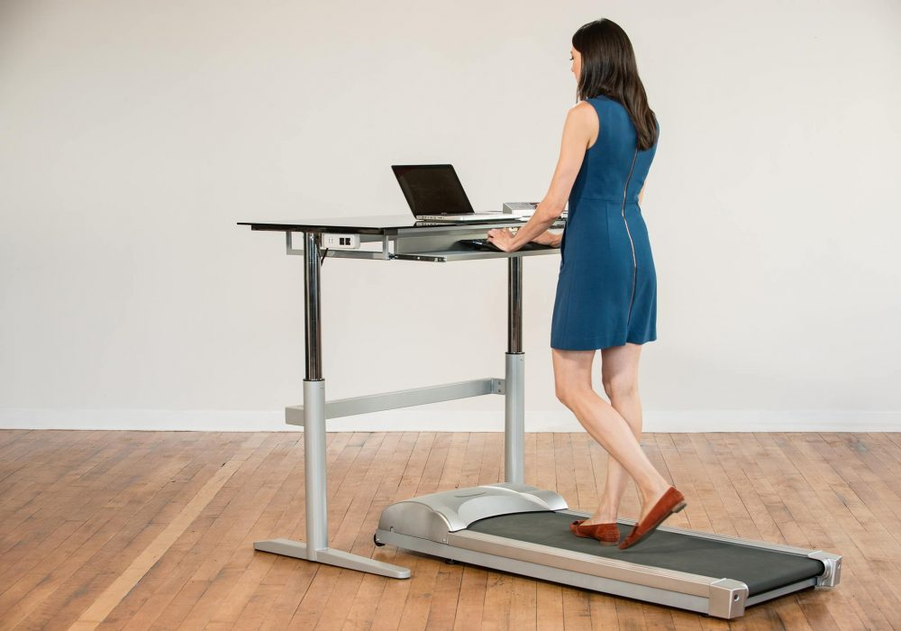 Rebel Desk Rebel Treadmill 1000 Burn Calories while Working
