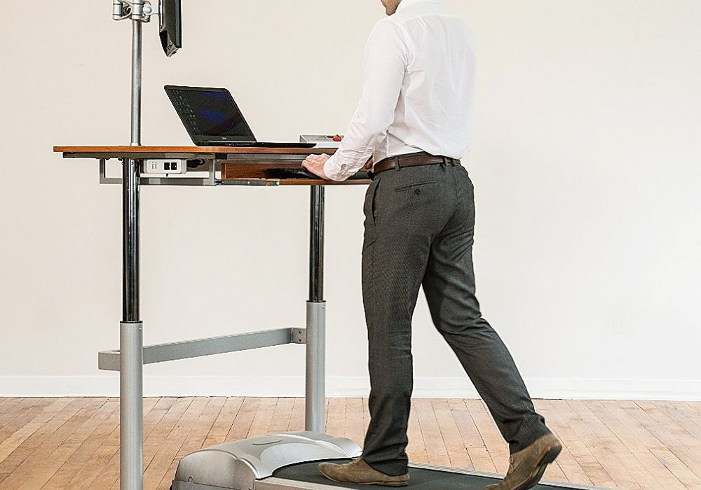 Rebel Desk Rebel Treadmill 1000 Cool Things to Buy for Him