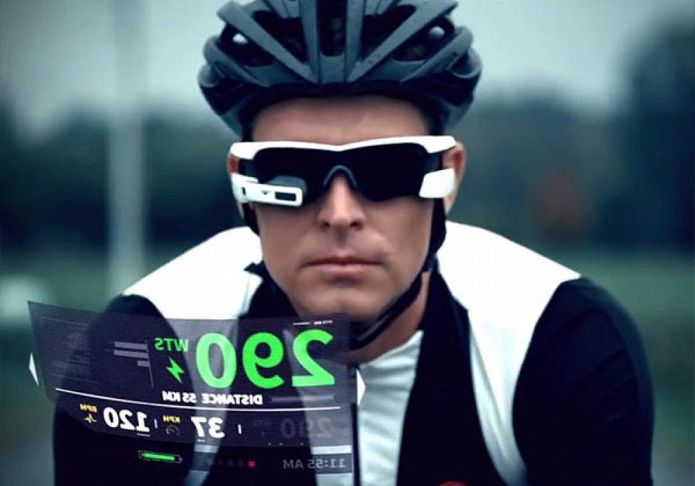 Recon Jet Smart Eyewear Sunglasses for Workout