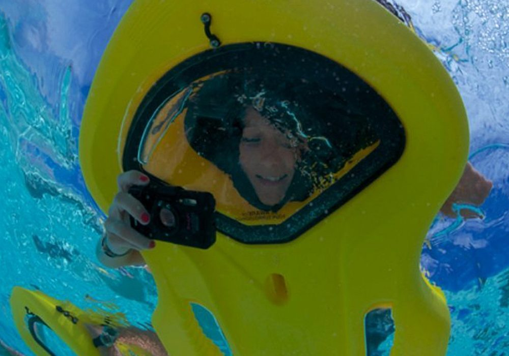 ReefBoard Zayak Sea Sled Outdoor Sport