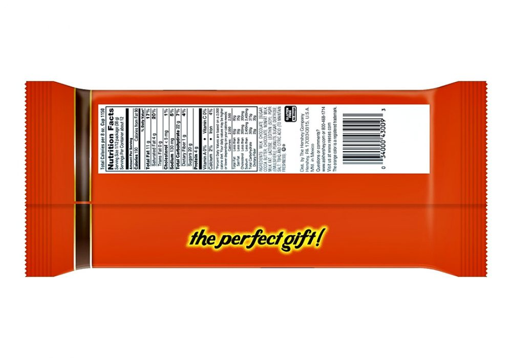 Reese's 1 Pound of Peanut Butter Cups Dairy Product