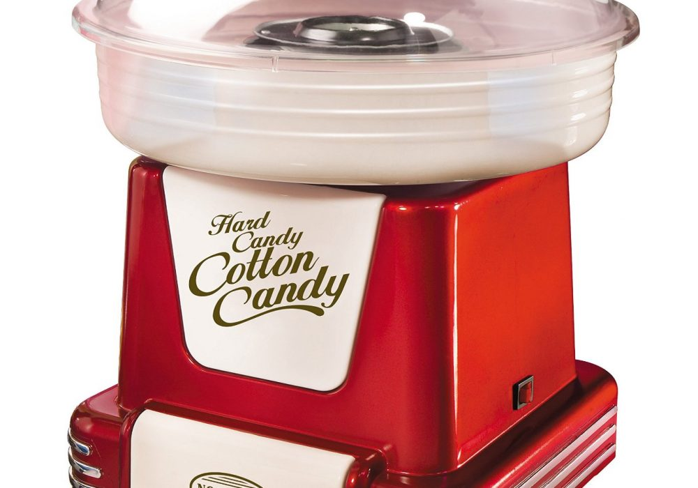 Retro-Cotton-Candy-Maker-Nostalgic-Kitchen-Gadget