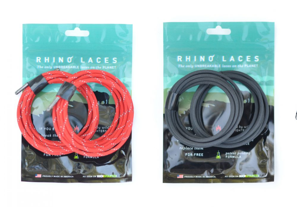 Rhino Laces Unbreakable Shoelace Rhino Laces Unbreakable Shoela Color Variety Fire Proof Cut Proof