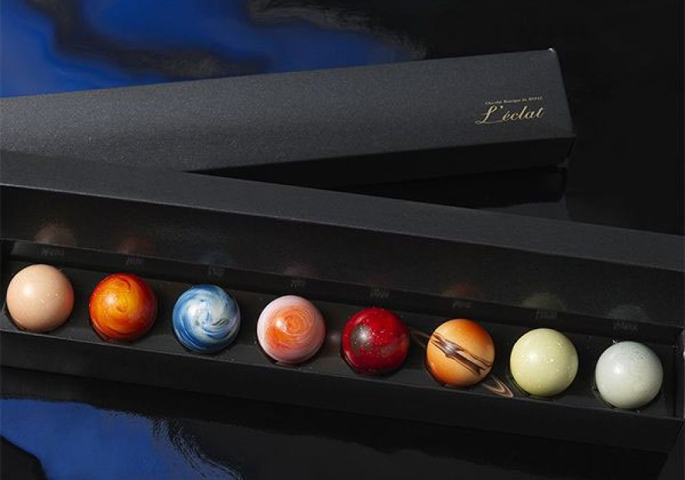 Rihga Planetary Chocolates Cool Things to Buy